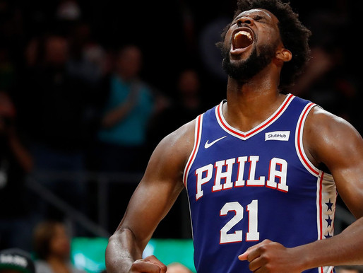 Joel Embiid Leads the Sixers to a Big Game 2 Win