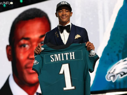 Philadelphia Eagles 2021 Draft Results