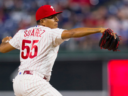 The Phillies Stay Red-Hot