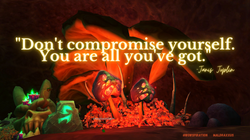 _Don't compromise yourself