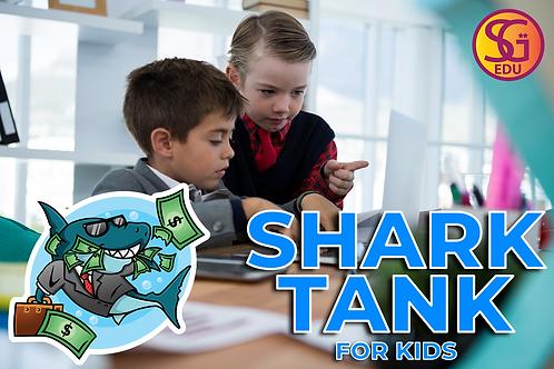 Shark Tank for Kids - Mon & Wed