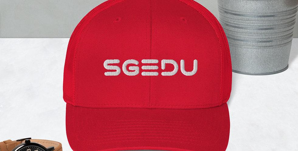 SGEDU Mesh Summer Cap