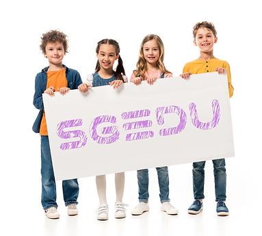 Kids Holding SGEDU Poster.png