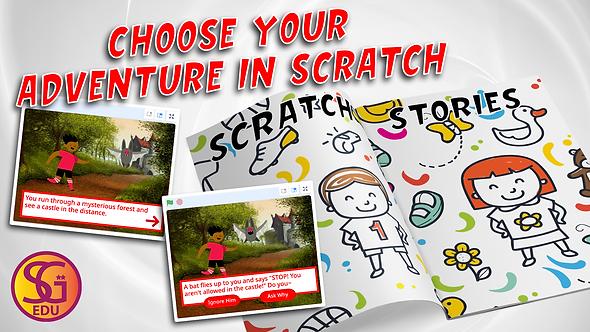 Choose Your Adventure in Scratch (Lite) - Fri