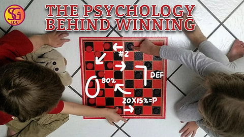 Psychology Behind Winning Class Poster c