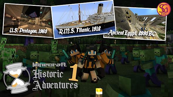 Minecraft Historic Adventures 1 - Thu