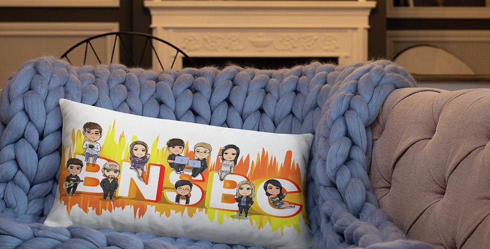 BNSBC Chibi Team Pillow