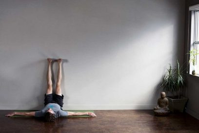 Mindful Pause Series: Legs Up The Wall