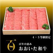 おおいた和牛 モモスライス400g ock-007.jpg