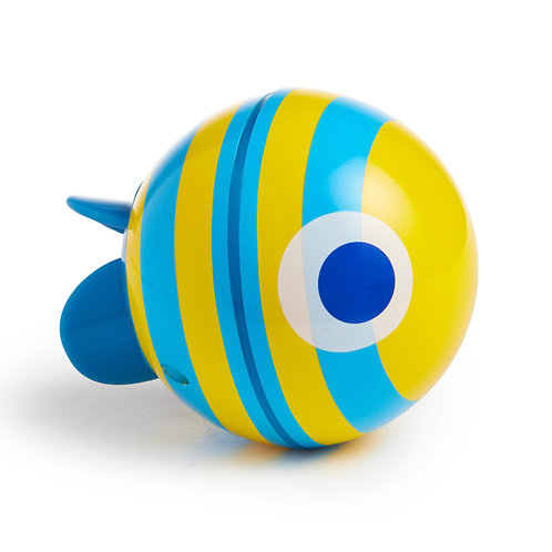 munchkin マンチキン スイミング・スピンボール/ブルー