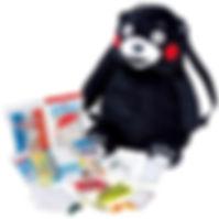 くまモンの非常持出リュック 16点セット KUMA16P 防災グッズ.jpg