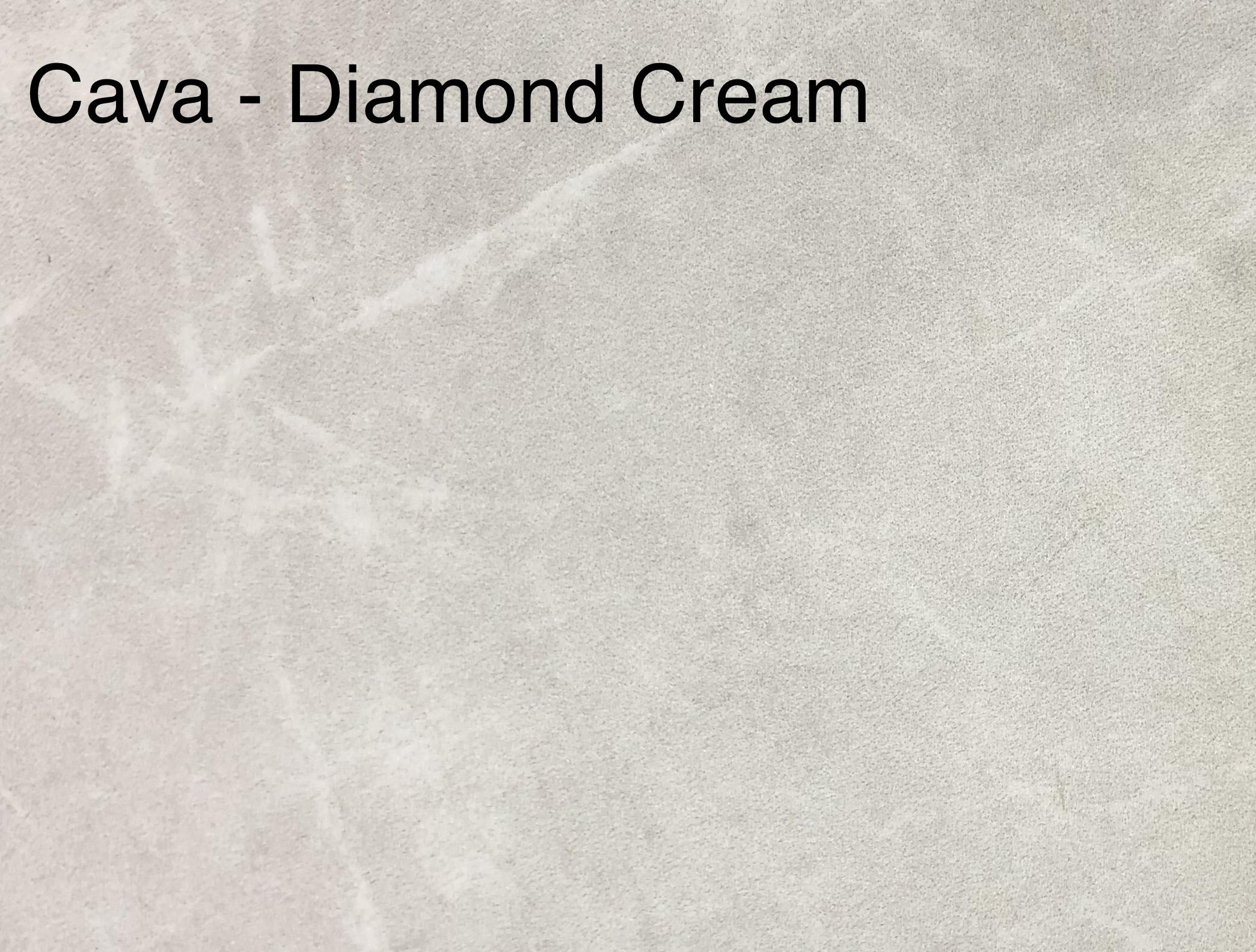 CAVA - DIAMOND CREAM