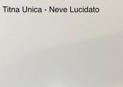 TINTA UNICA - NEVE LUCIDATO