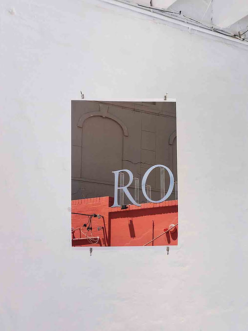 Rowland Reyes Martinez 'RO', 2019.