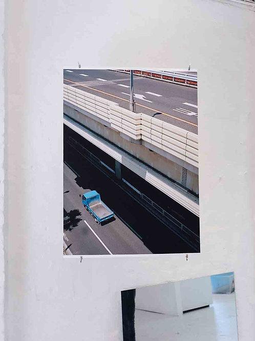 Rowland Reyes Martinez 'Setagaya Blue', 2019.
