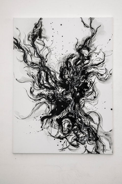 Angela Tam 'Transient Entity', 2021.