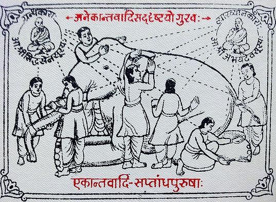 Medieval_Jain_temple_Anekantavada_doctri