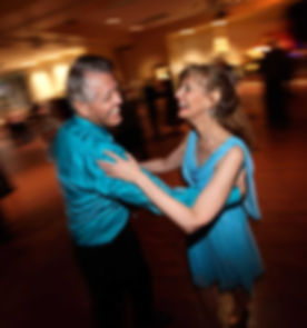 Ballroom Dancing at Leslie Sack Dance Studio