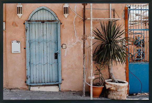 Door in Tel Aviv