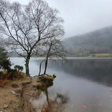 Lower Lake in the Rain
