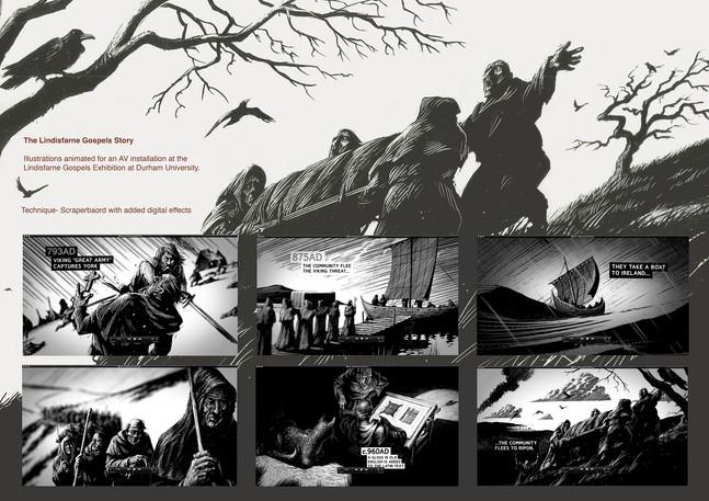 Lindisfarne AV film