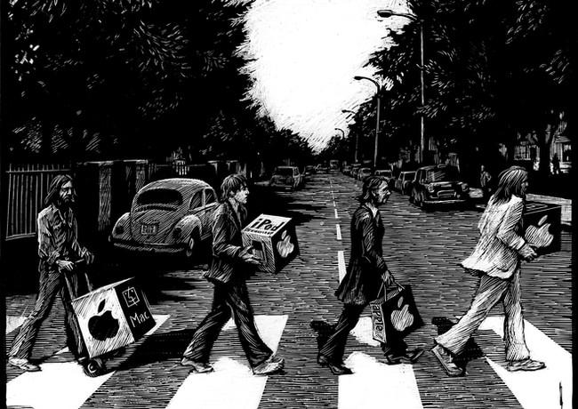 Beatles V Apple