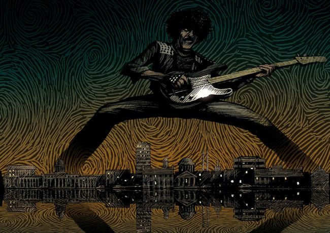Dublin Phil Lynott