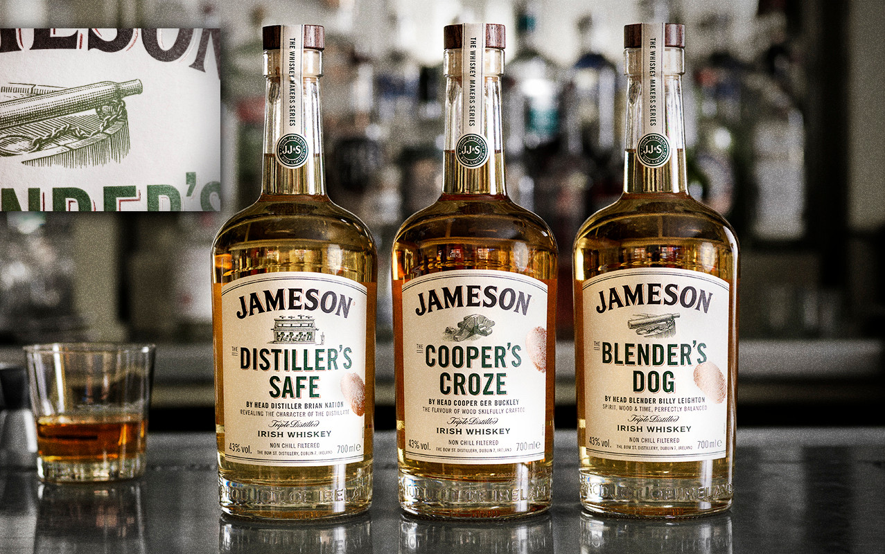 Jameson Makers Series
