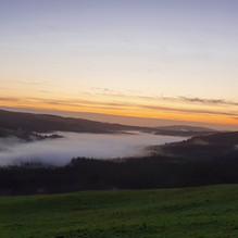 Clara Vale above the Fog