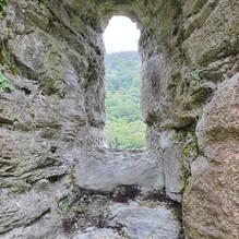South through Trinity Window