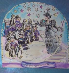 Winterfest: Penquina's Chorus