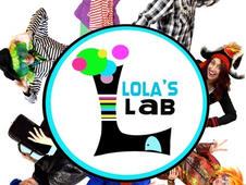 Lola's Lab Characters