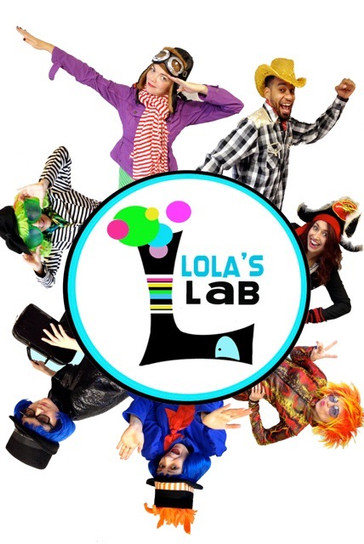 Lola's Lab cast of characetrs