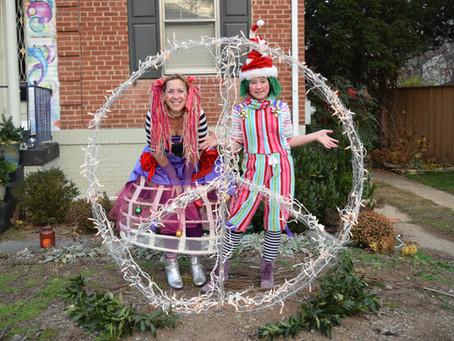 Happy Holidays: Say it like an artist!