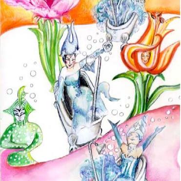 Scene 12: Mermaids in the Ocean