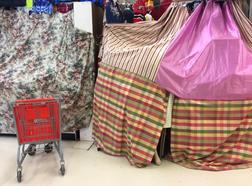 Thrift Shop Stalls - Closing Time