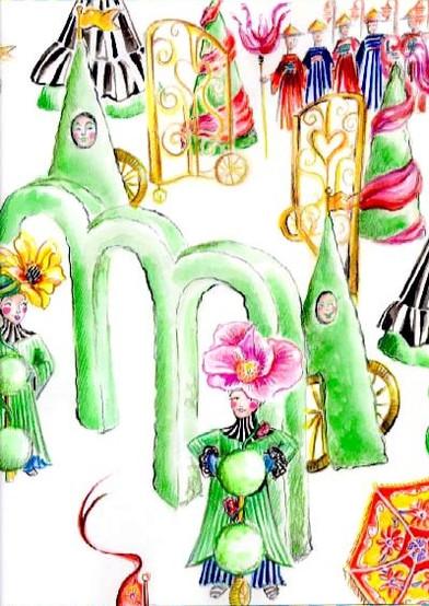 Scene 2: The Garden