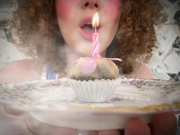 Vote- Blowing our candle