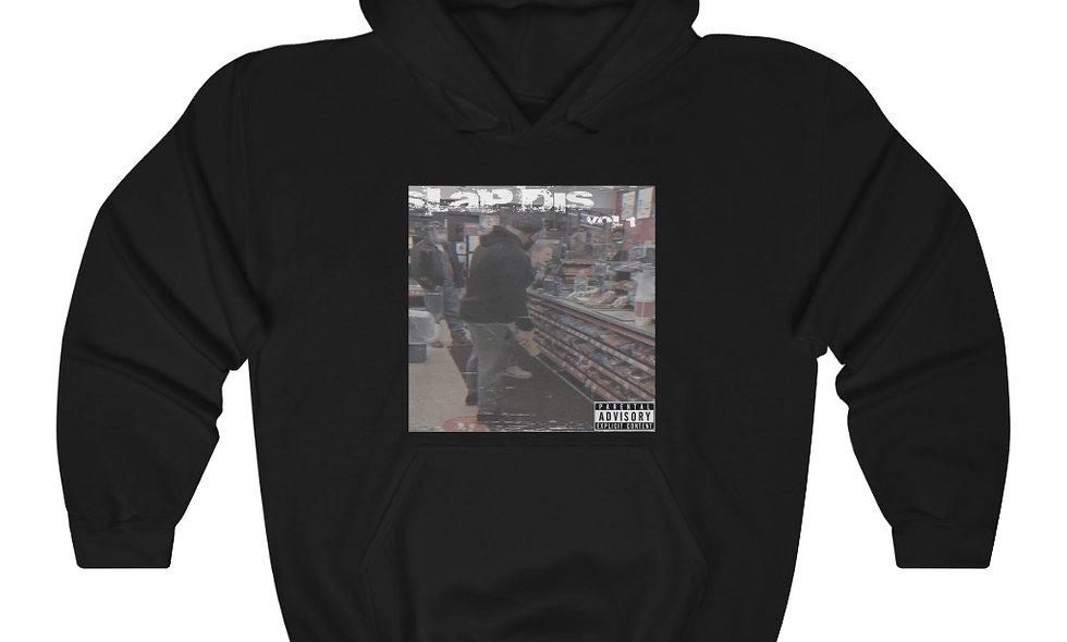 slap dis vol.1 Heavy Blend™ Hooded Sweatshirt