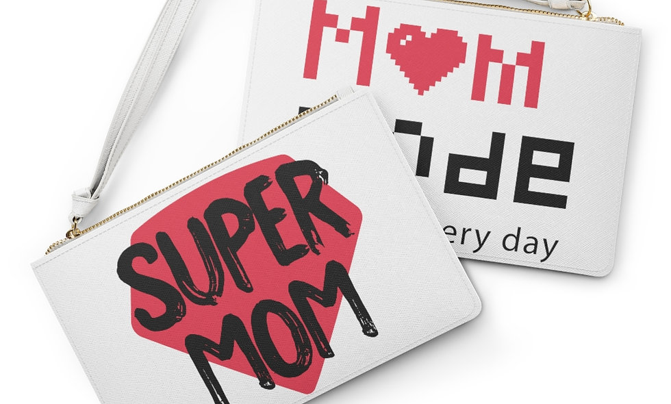 Mother's day Clutch Bag