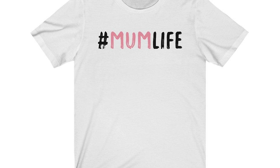 mother's day Jersey Short Sleeve Tee #mumlife