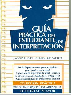 Javier del Pino, traductor e interprete jurado, interprete de conferencias