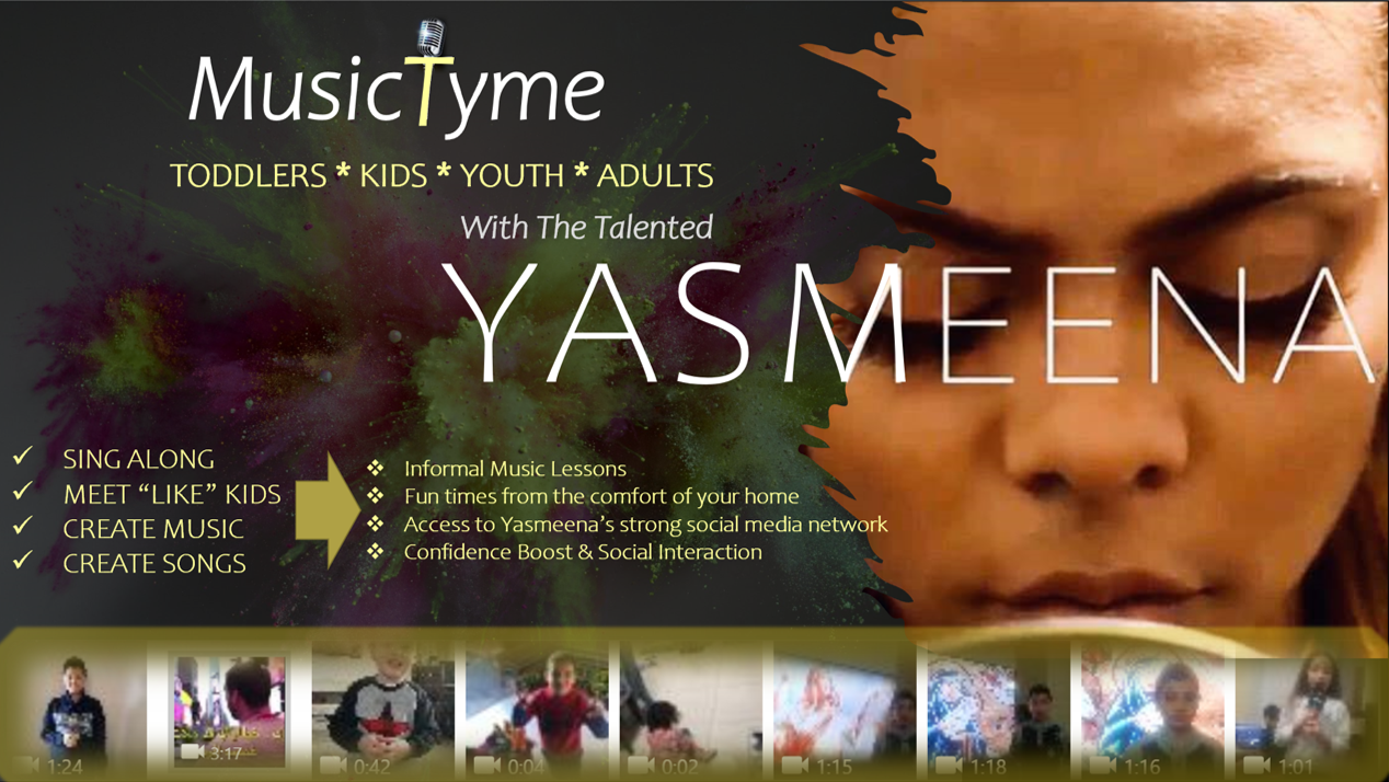 MusicTyme - Group Session