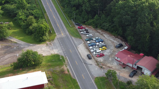 OCSO Releases Drone Video of Search Warrant Execution Last Friday near Westminster