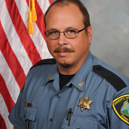 Oconee County Sheriff's Office Chief Deputy Serves Citizens and Fellow Deputies in a Variety of Ways