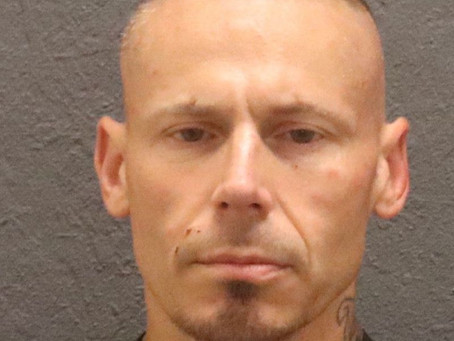 Oconee County Sheriff's Office Arrests Central Man on Trafficking in Methamphetamine Charge