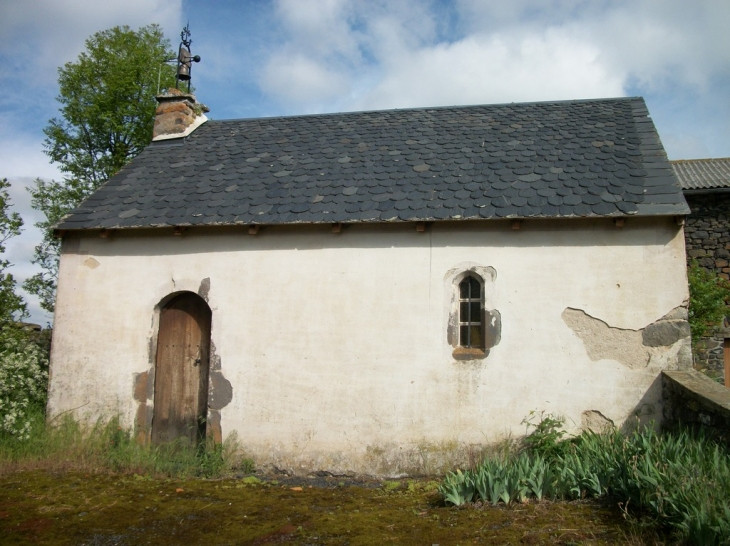 Villedieu Chapelle du Fayet
