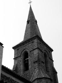 Saint-Georges église Clocher