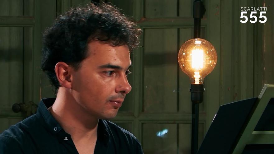 François Guerrier, clavecin
