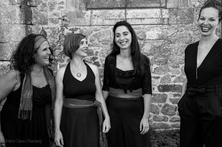 Ensemble vocal Méliades